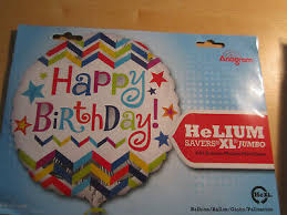 304 Happy Birthday XXL  9,90€ inkl. Helium