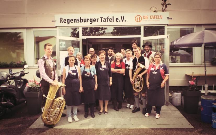 """Tag der offenen Tür """"Tafel Regensburg"""""""