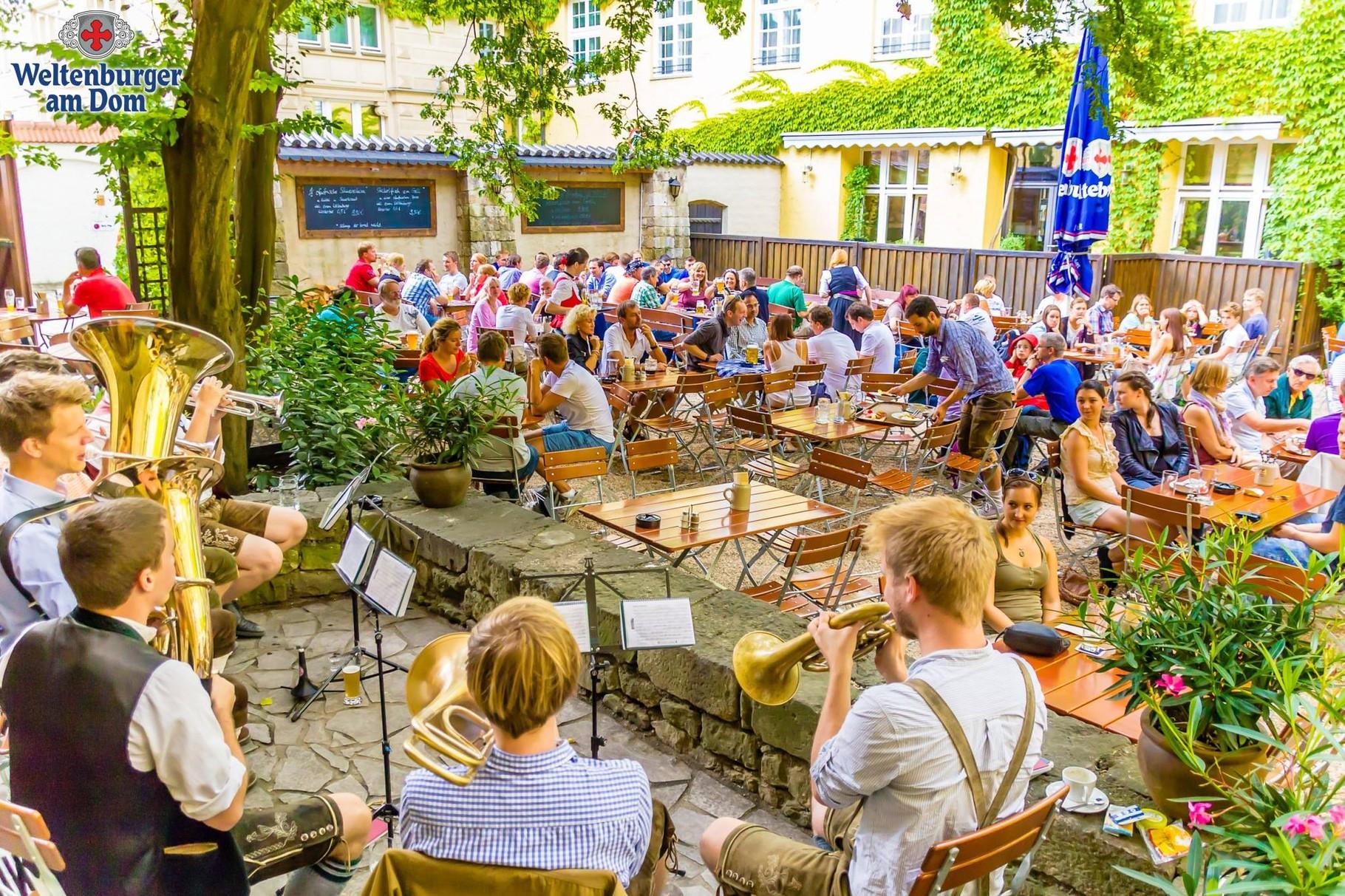 Weissbierfest Weltenburger am Dom 2014