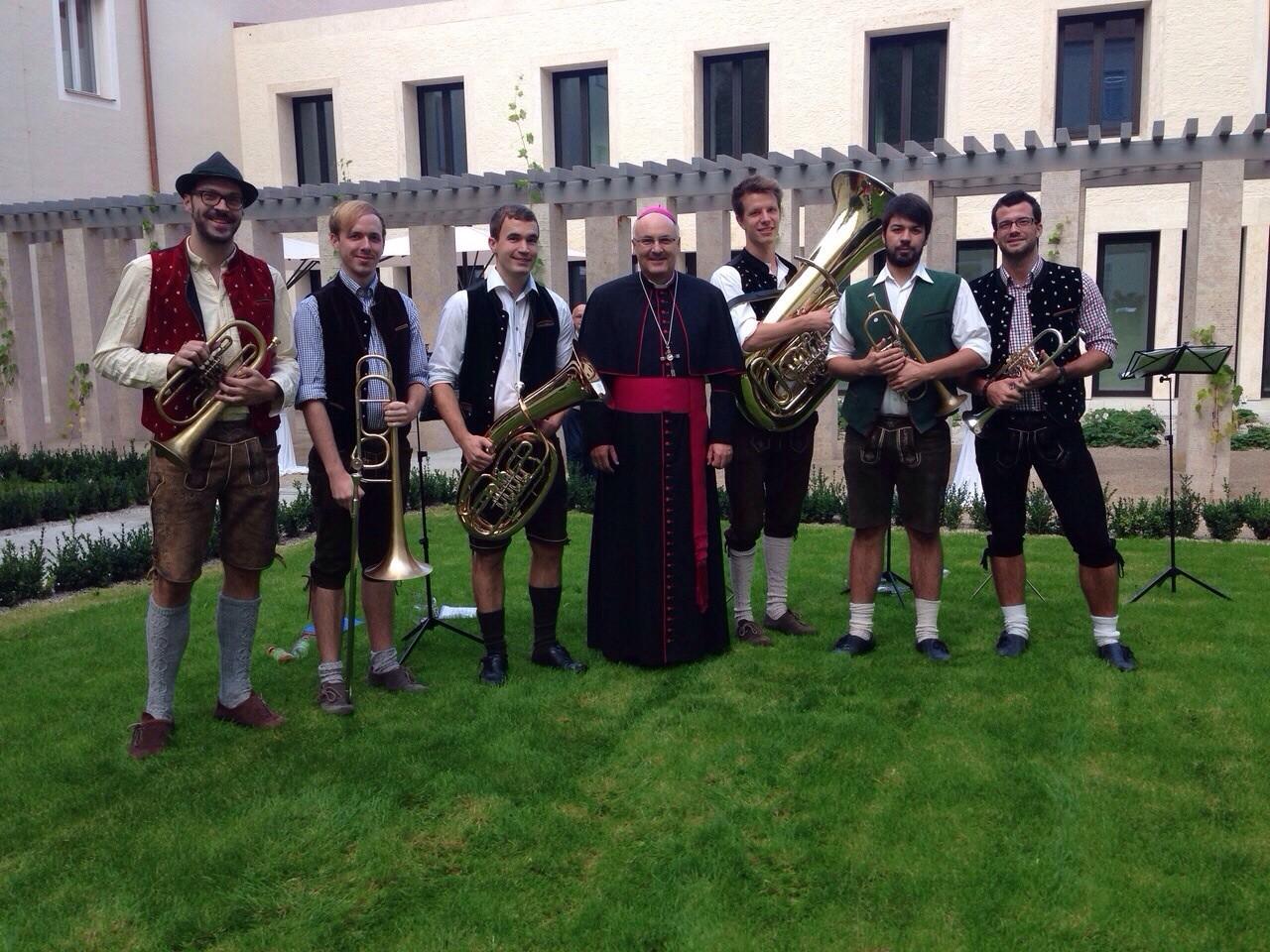Neueröffnung Ordinariat Diözese Regensburg