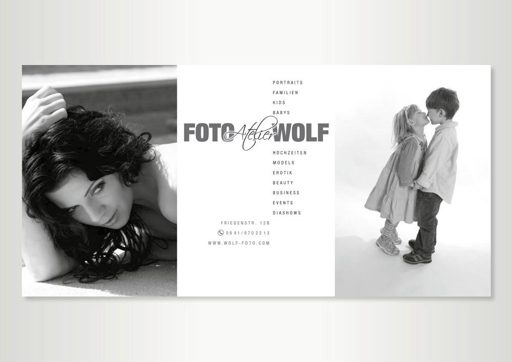 Foto Atelier Wolf - Banner