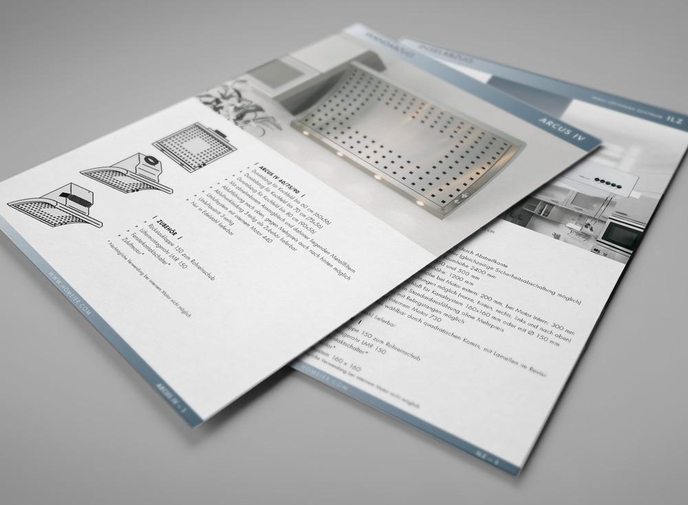 Homeier Küchentechnik - Datenblätter