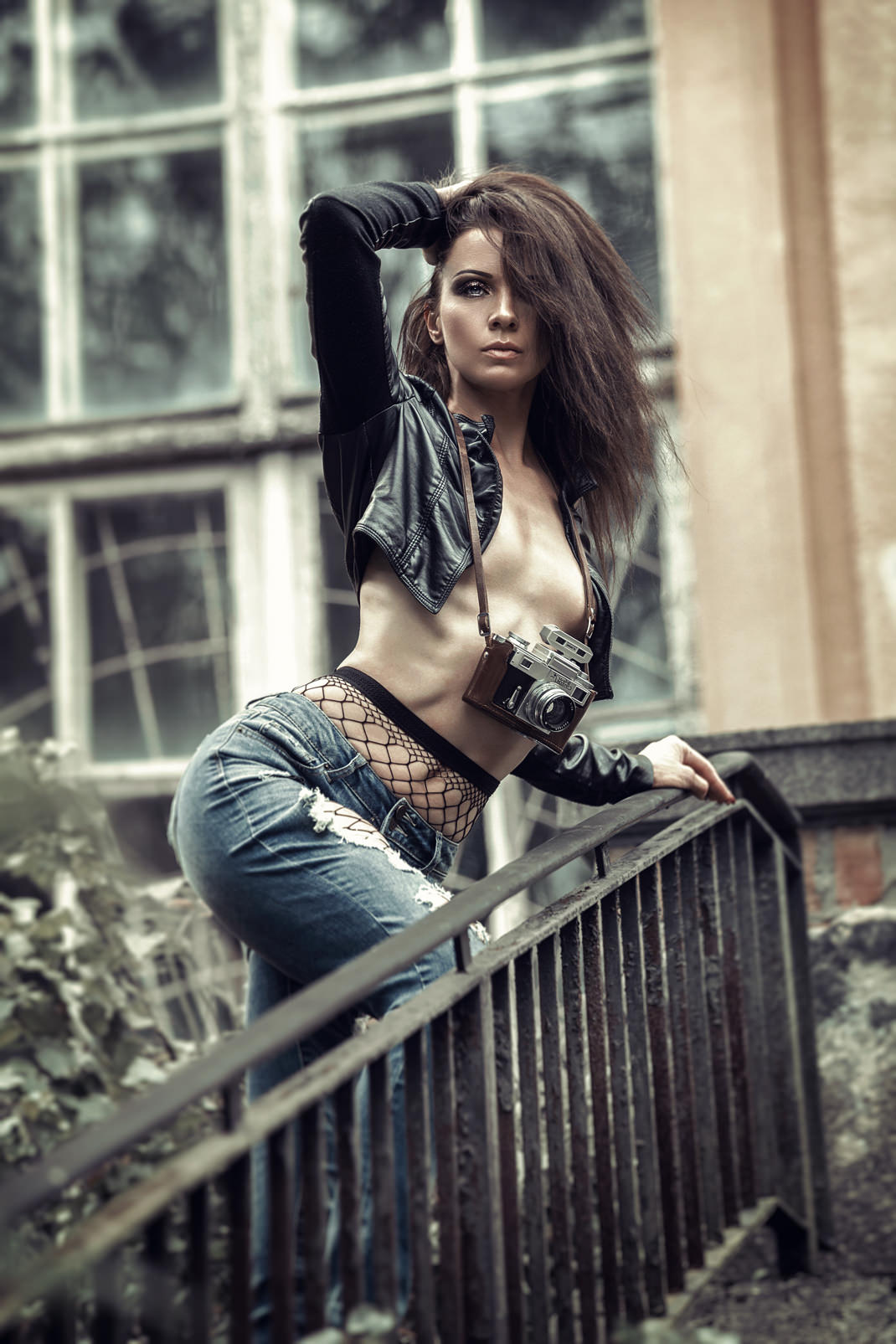 Two Beauties - Angélique & Kiev IV - Markus Hertzsch - Camera - Girl