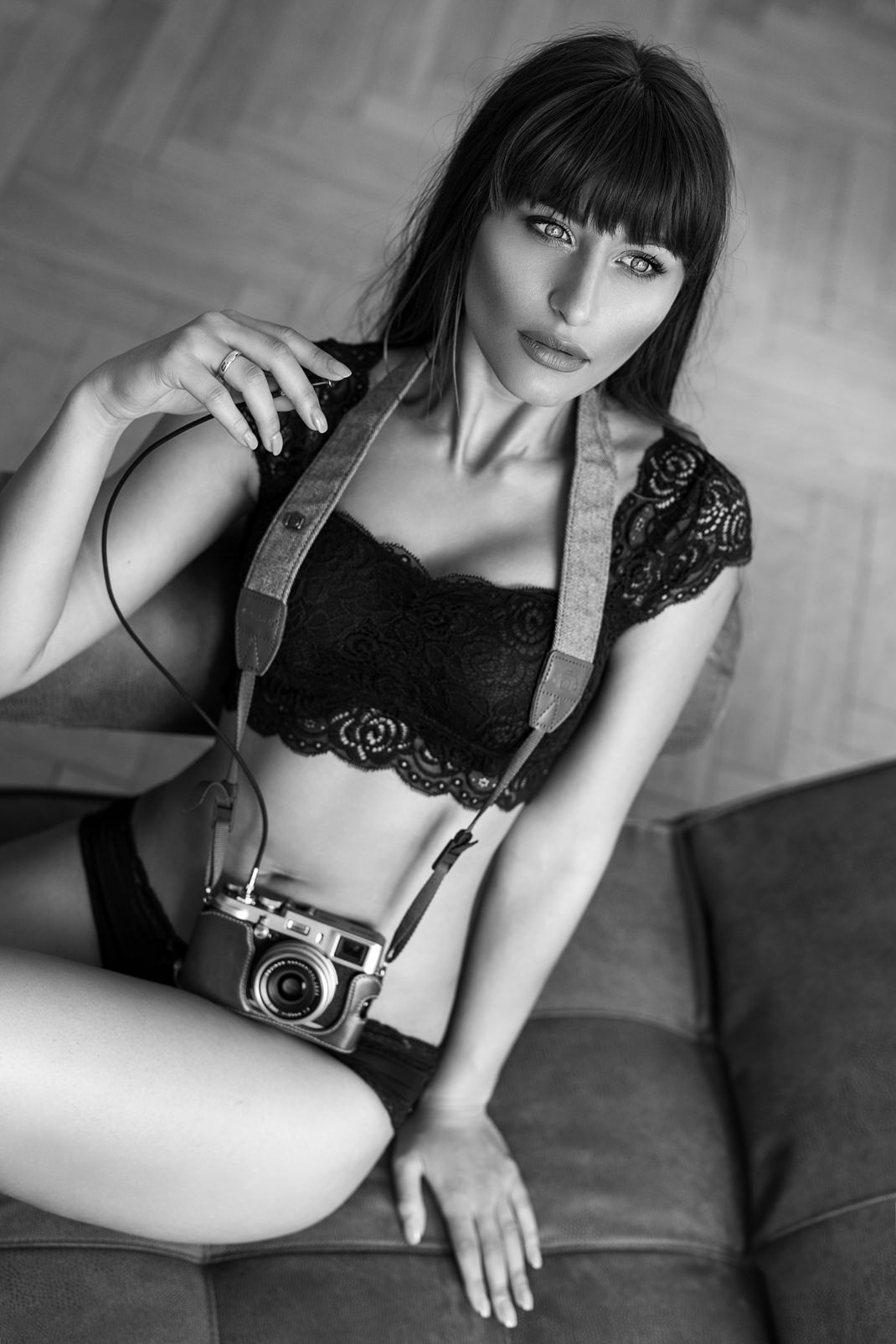 Two Beauties - Kristina & Fuji X100S - Markus Hertzsch - Camera - Girl
