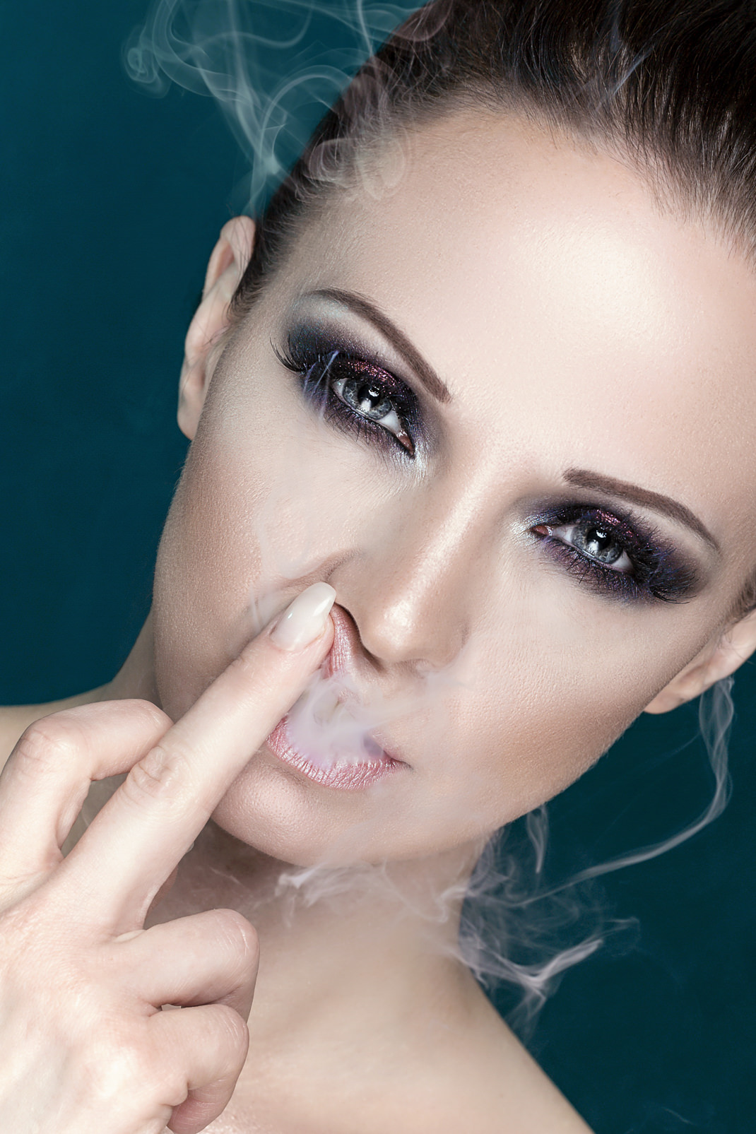 Smokey Eyes - Angelique - Markus Hertzsch
