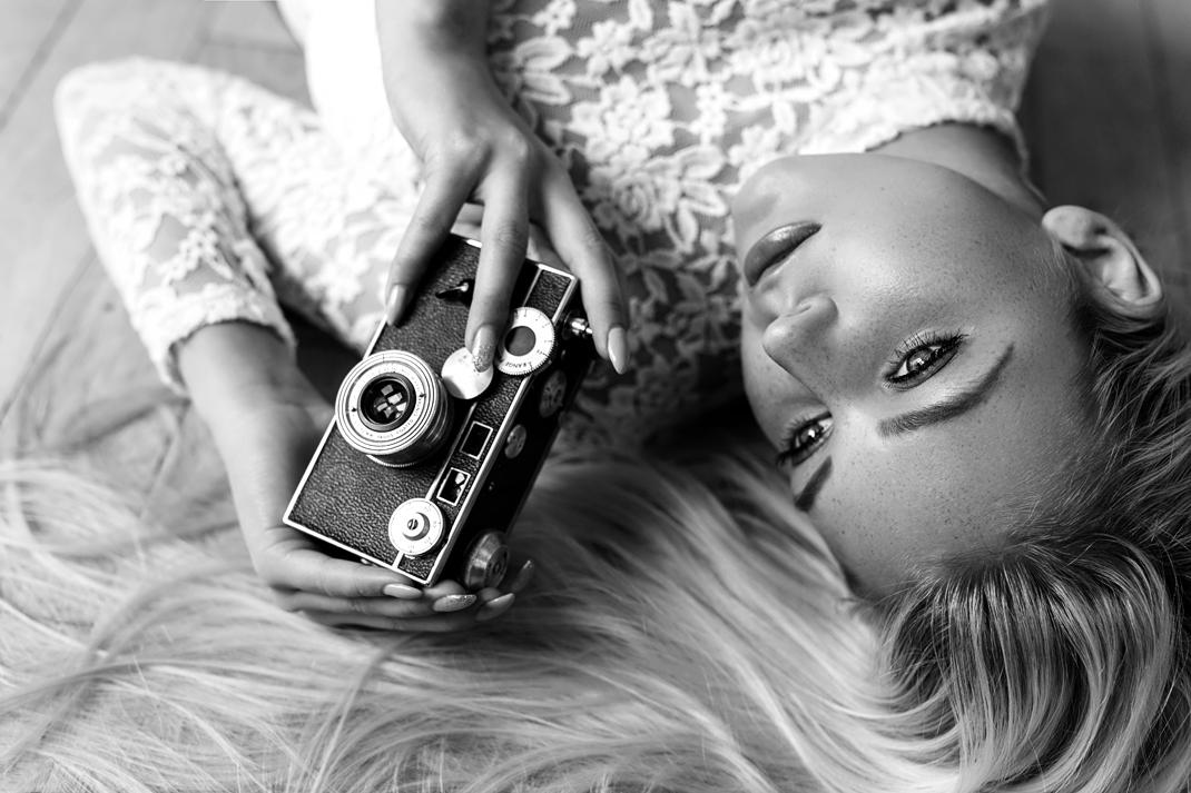 Two Beauties - Lorena & Argus C2 - Markus Hertzsch - Camera - Girl