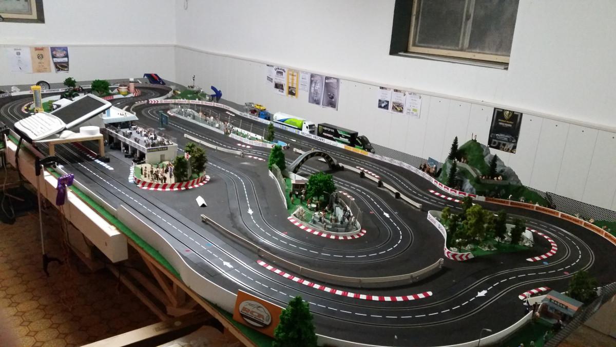 Überblick rechts der Fahrerplätzen