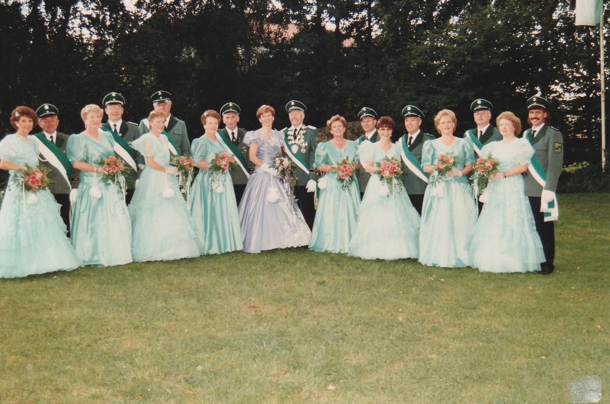 Hofstaat 1991