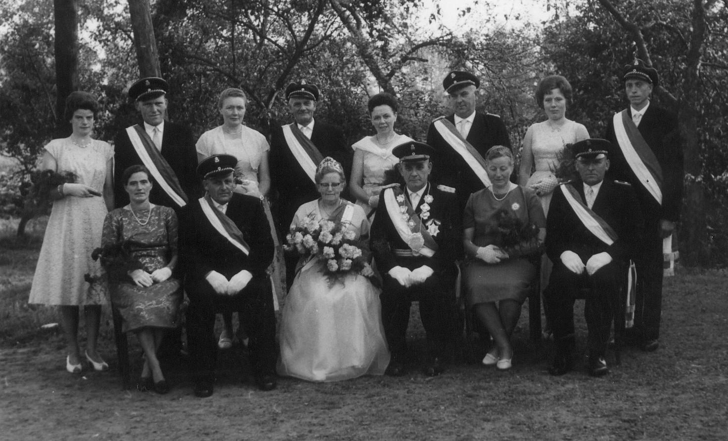 Hofstaat 1961
