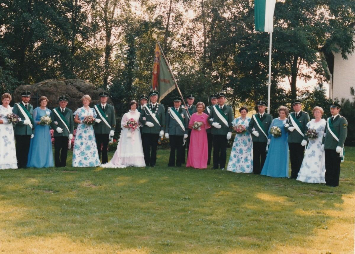 Hofstaat 1981
