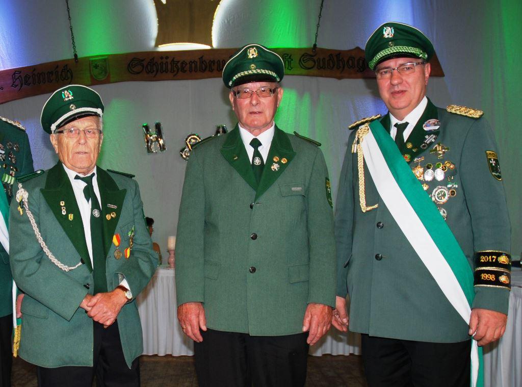 50 Jahre Mitgliedschaft