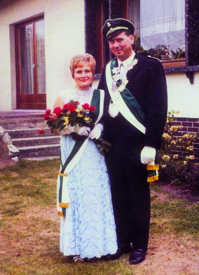 1969 Alfons (+) und Marianne Thielemeier