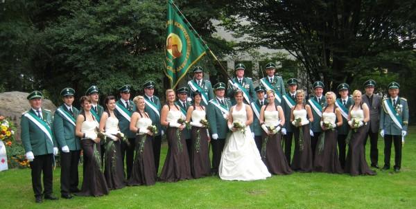 Hofstaat 2007