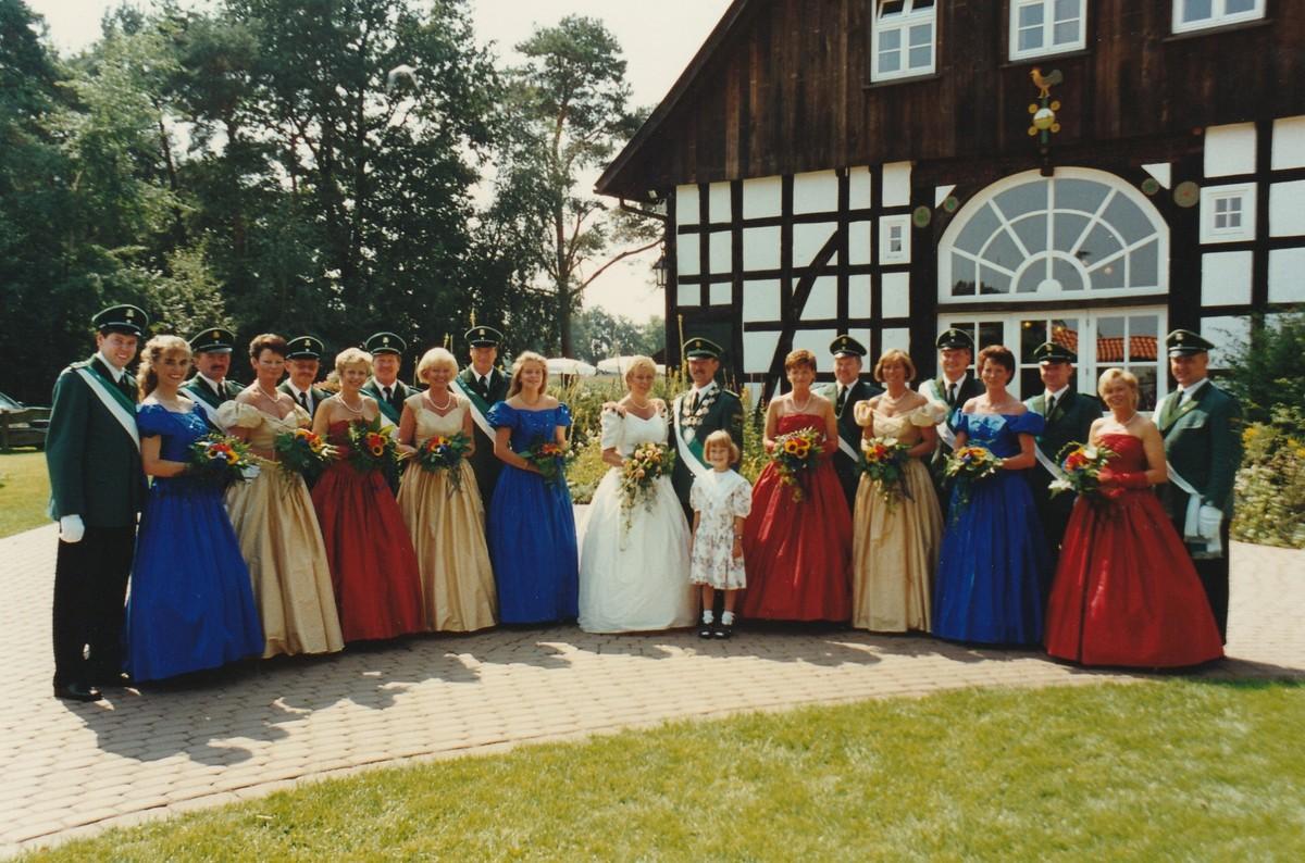 Hofstaat 1996