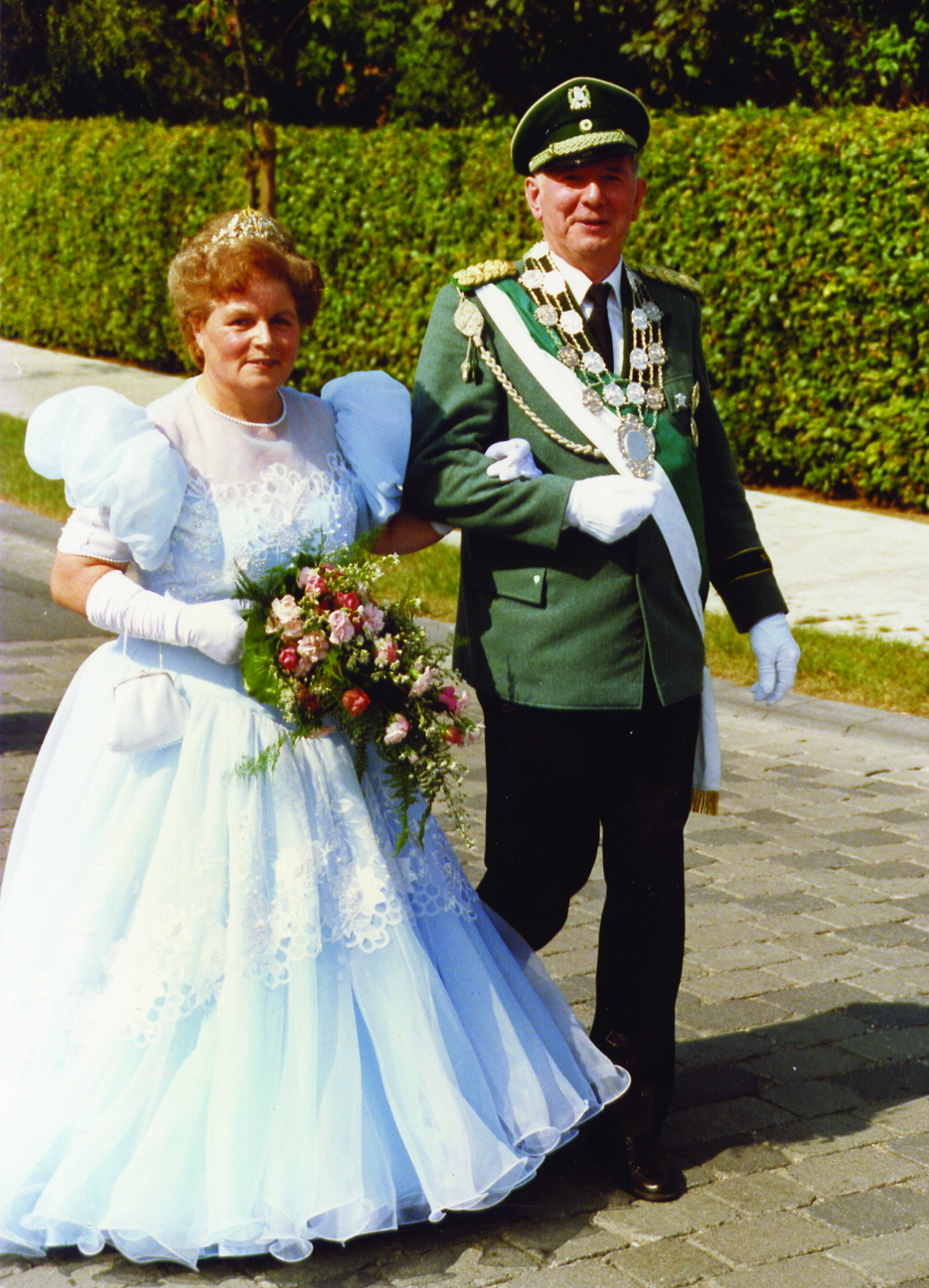 1989 Josef und Anni (+) Hennemeier