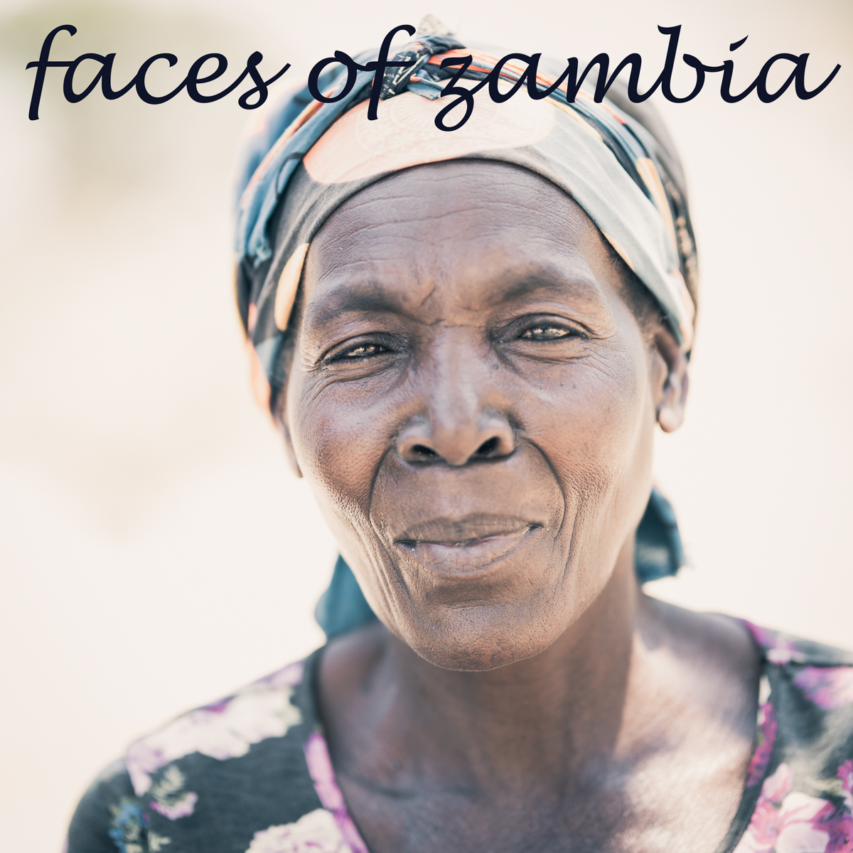 faces of zambia