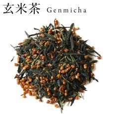 和束産「玄米茶」