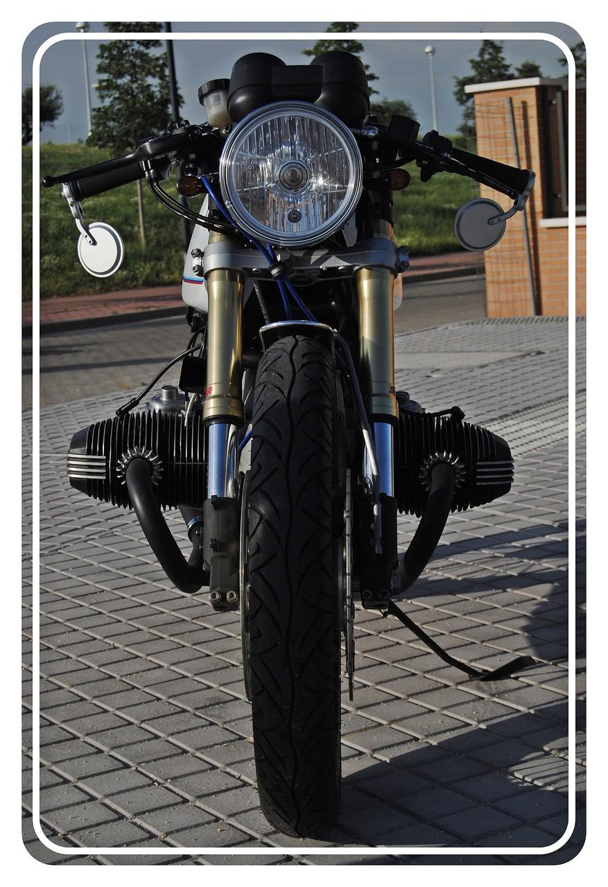 Bmw R100 by Cafe Racer Madrid