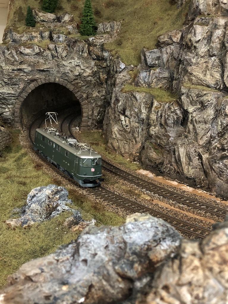 Märklin H0-Gotthard Anlage von pannerrail