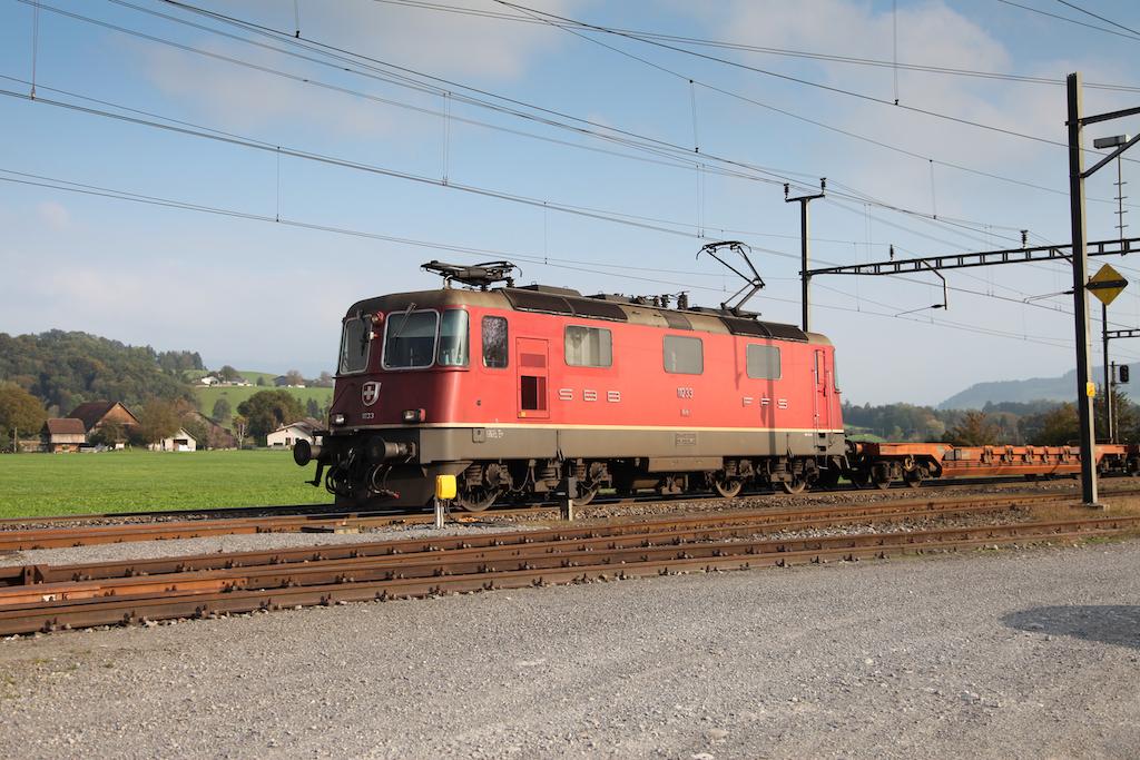 #4 Bahn-Blog: Die Re 4/4 II im Güterverkehr