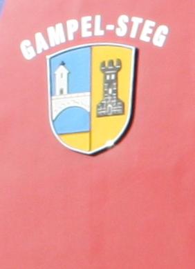 Wappen Gampel-Steg