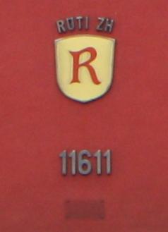 Wappen Rüti ZH