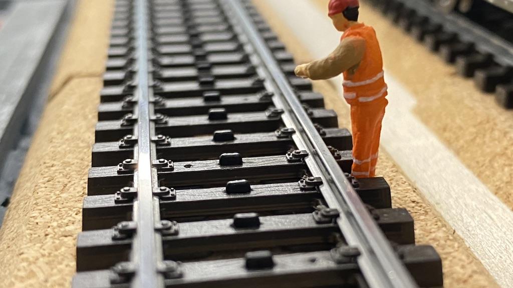 #27 Moba-Blog: Schienen richtig reinigen (Märklin Dreileiter)