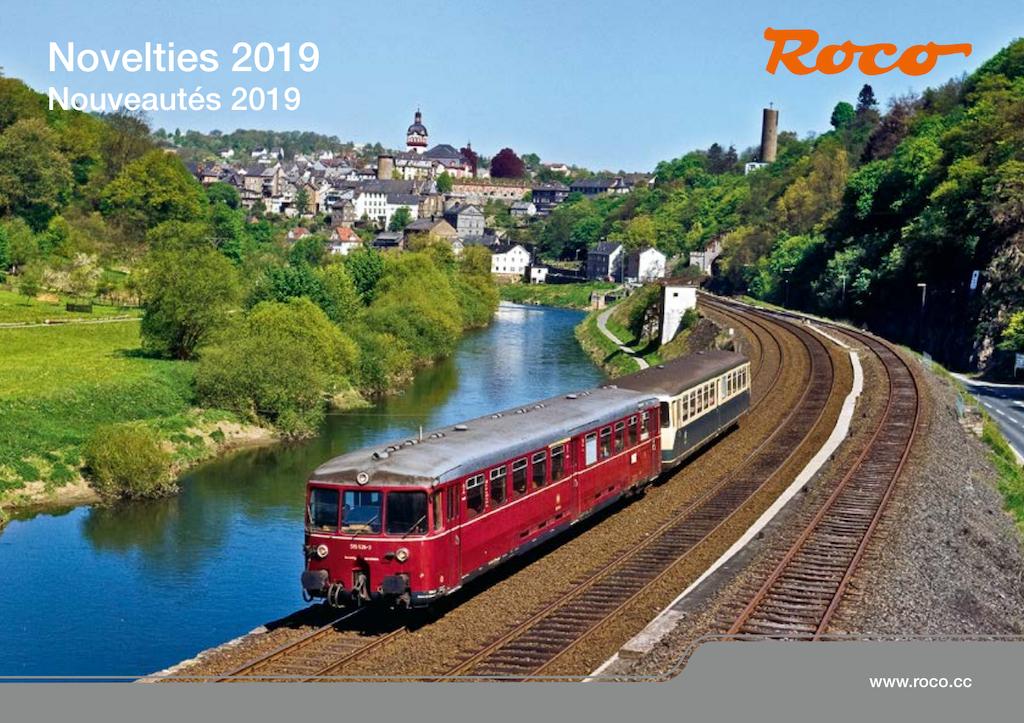 #21 Moba-Blog: Modelleisenbahn Neuheiten 2019
