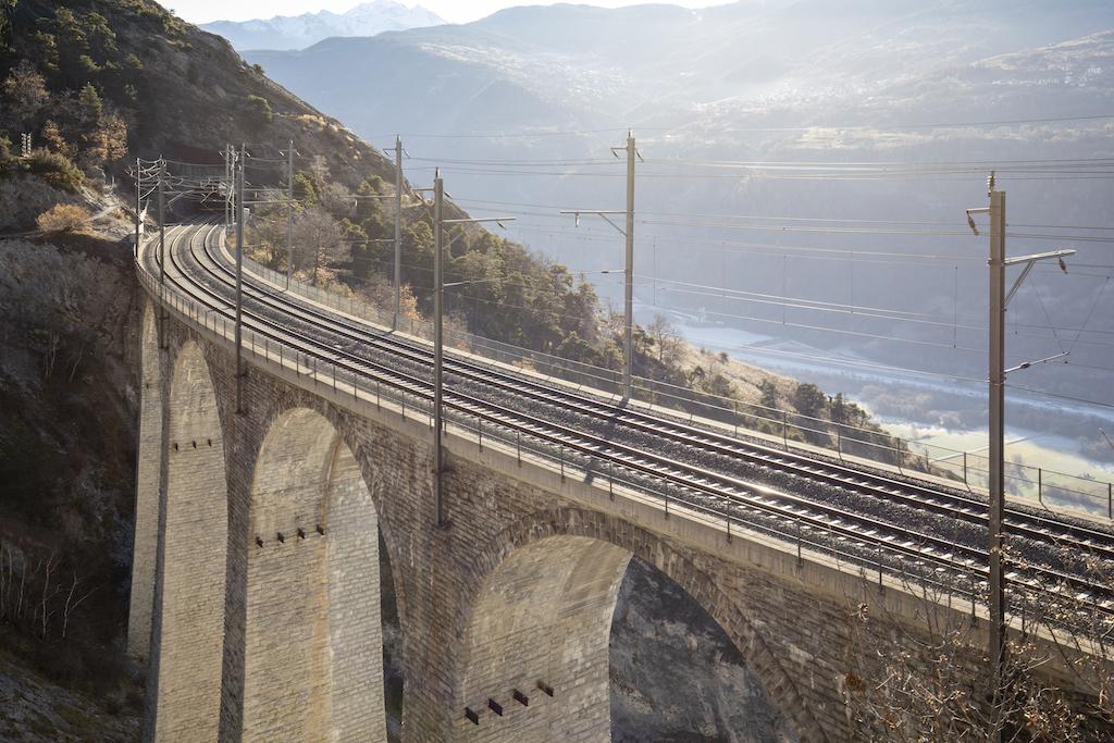 #36 Moba-Blog: Das Luogelkin-Viadukt (BLS Südrampe)