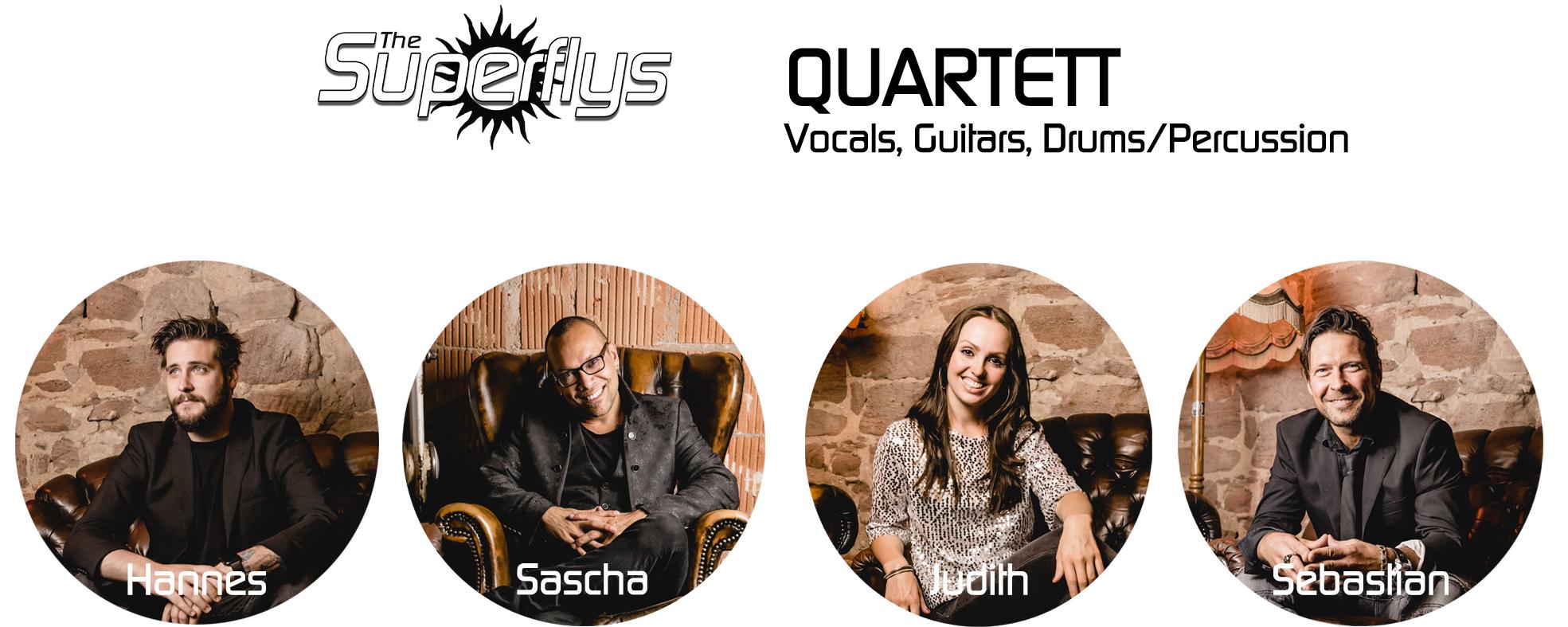 The Superflys - Quartett