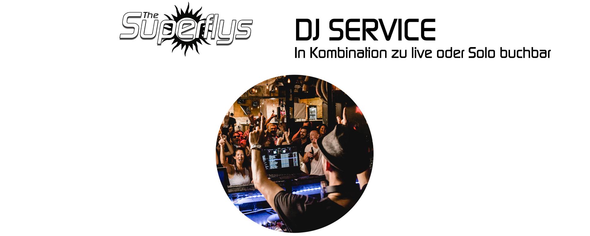 The Superflys - DJ Service