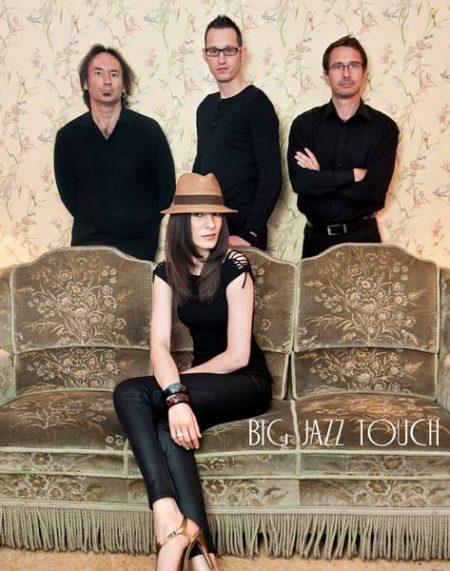 Big Jazz Touch als Quartett