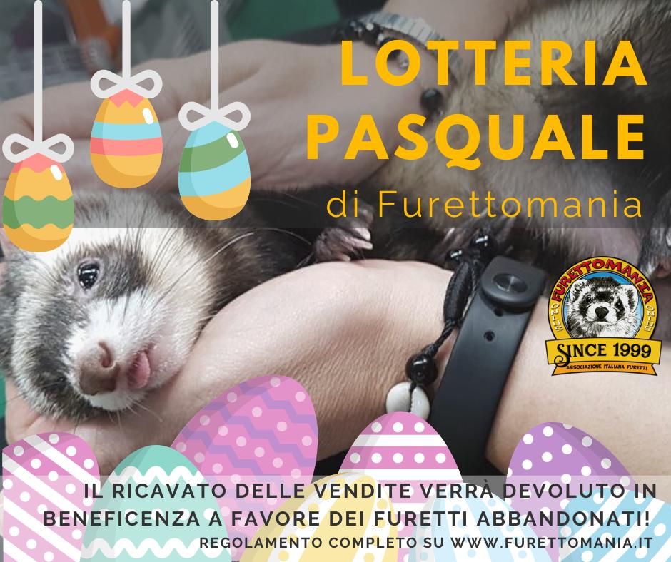 LOTTERIA PASQUALE 2021 - Furettomania