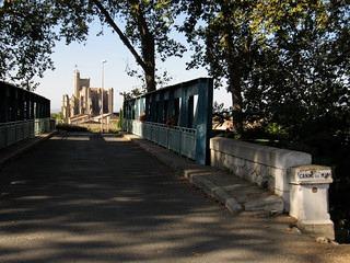 Péacha au Pont de Fer !
