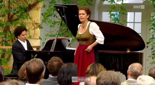 Concert with Angelika Kirchschlager - Schloß Gutenstein