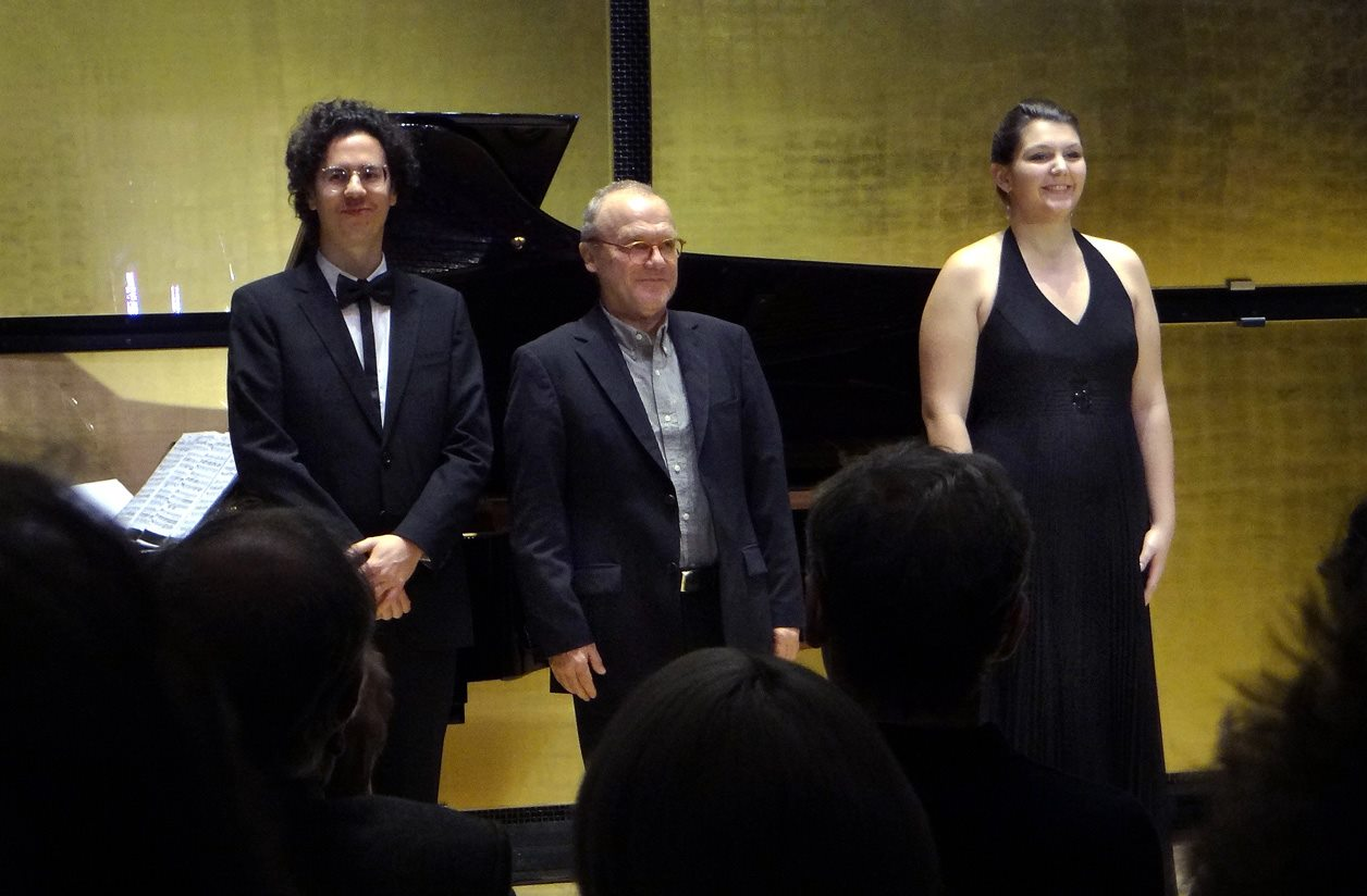 Concert and lecture with Sophie Rennert and Michael Köhlmeier - Musikverein Vienna