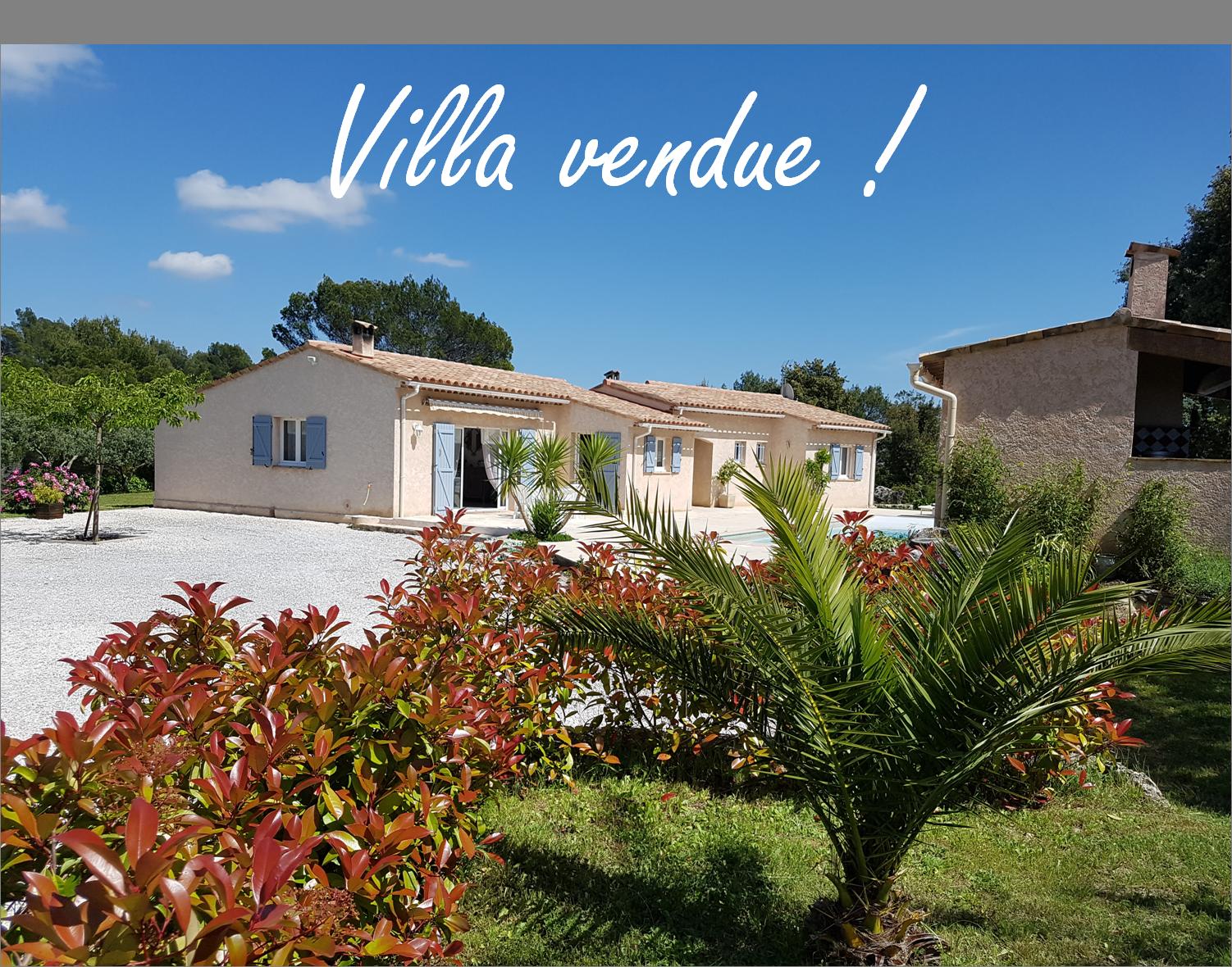 Figanières - 474 000 € - 130 m² - 3 chambres - Terrain 4000 m²
