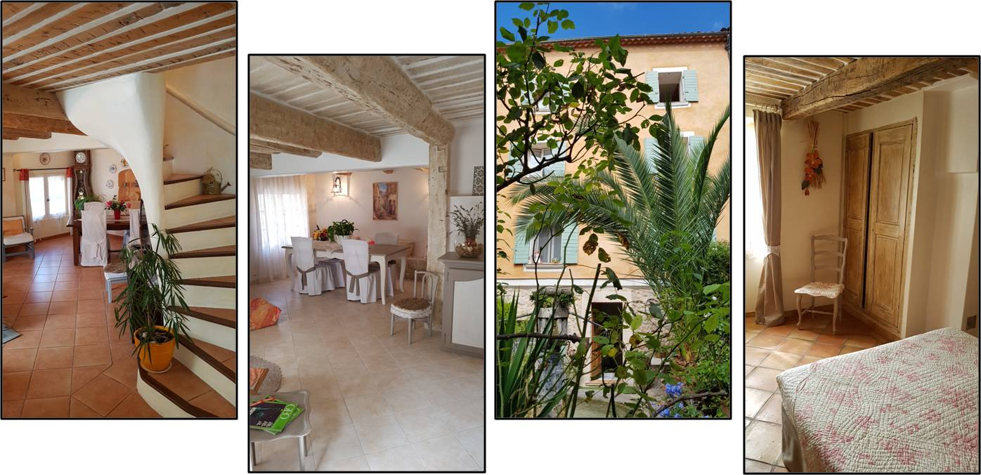 Chateaudouble - 220 000 € - 4 chambres- 150 m²