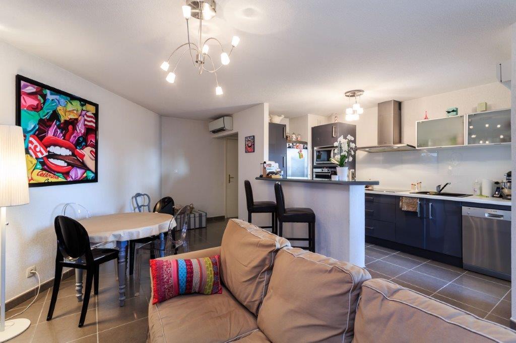 Draguignan - 217 000 € - 2 chambres - 72 m² avec terrasse 13 m²