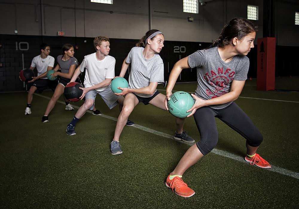 スポーツにおいての筋トレのプログラムの組み立て方
