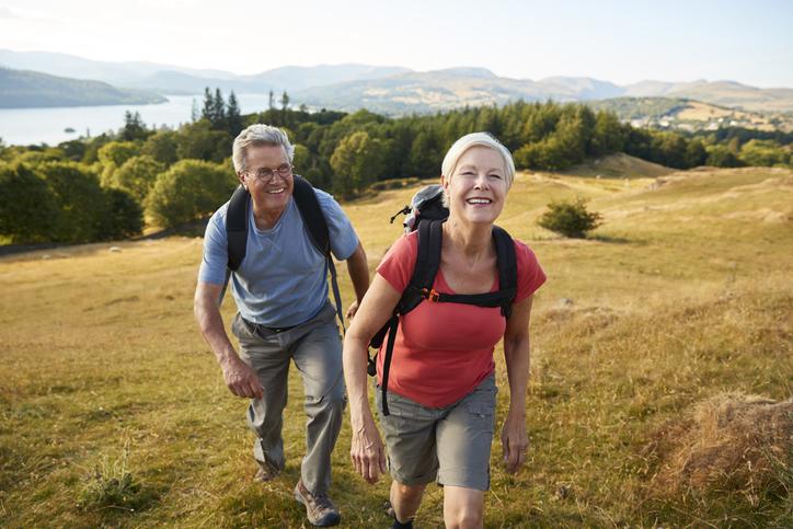 歩行で筋力に加えて必要な要素とは