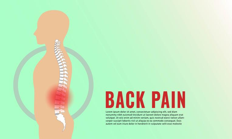 「骨」と「筋肉」以外の腰痛の原因とは