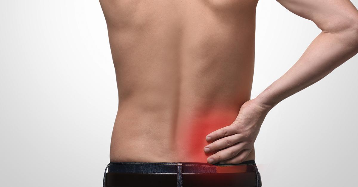 腰痛改善の順番