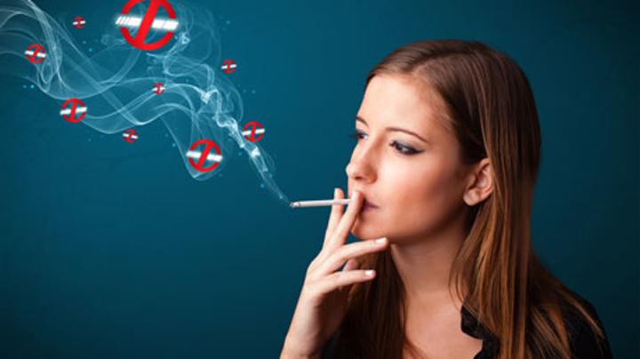 喫煙の行動パターンと心理