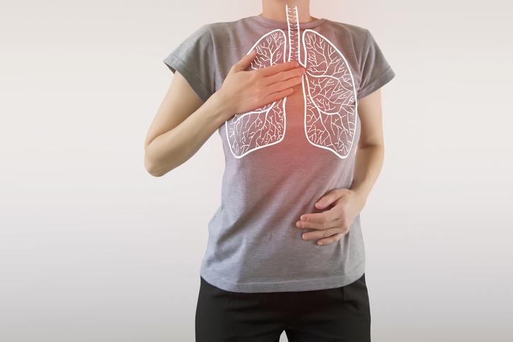 姿勢改善と呼吸の特徴