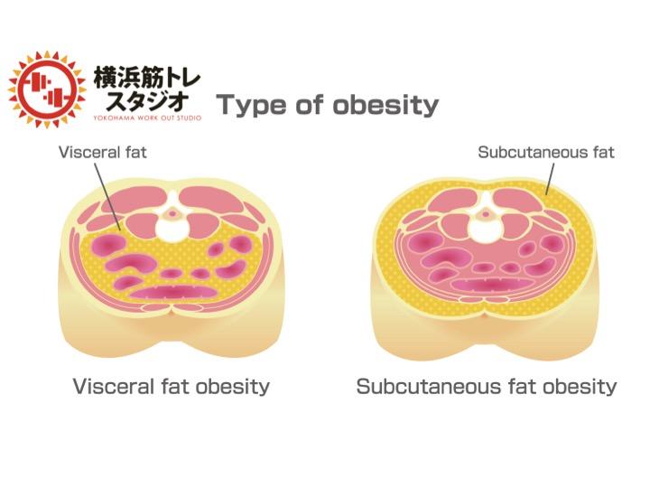体脂肪増加による身体の負担とは