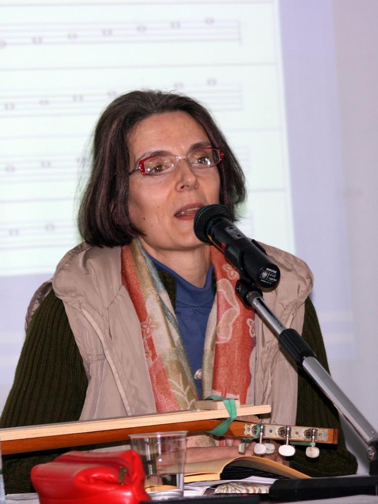 La soprano Sabrina Sannipoli