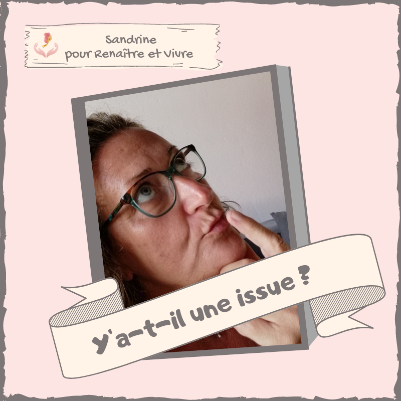 Y'a-t-il une issue ?