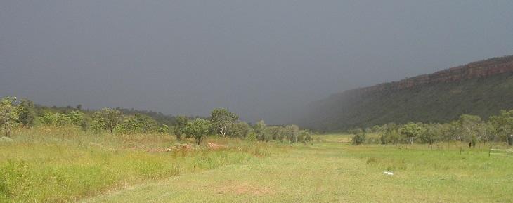 More rain coming