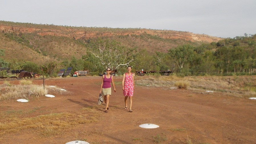 Kununurra watch out! Mum is on her way to town.